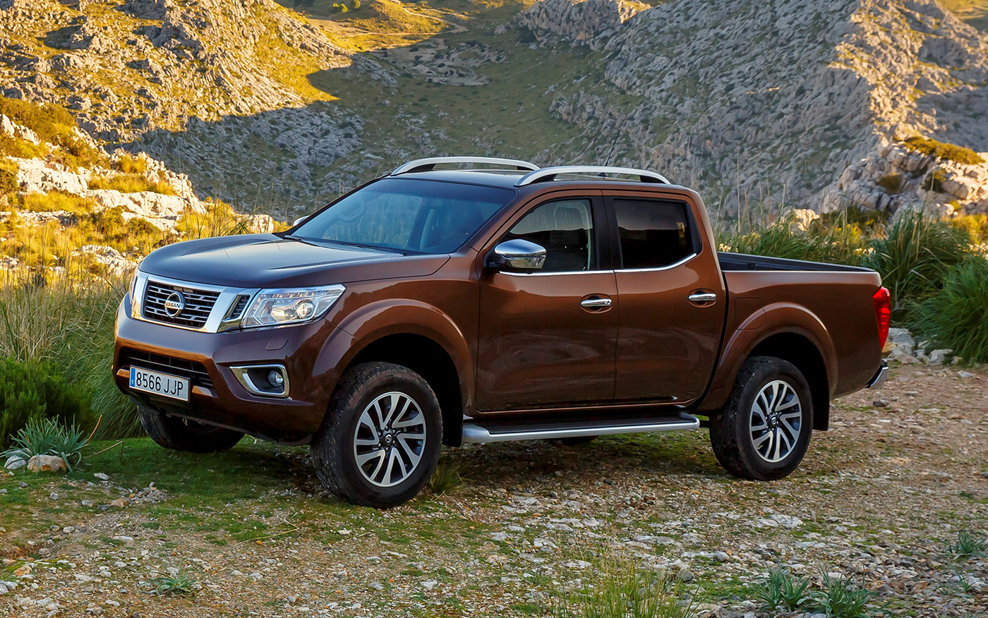 Nissan Navara 2.3 DCi 190 N-connecta Double Cab 4wd