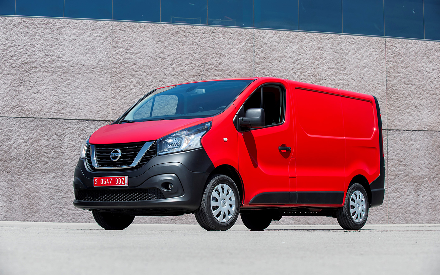 Nissan Nv300 1.6 DCi 2.9t L2h1 Visia 95ps