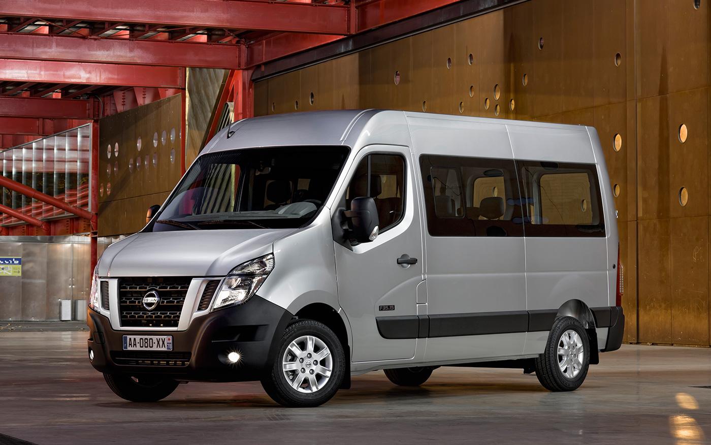 Nissan NV400 2.3 DCi 3300 L1 H1 SE 145ps FWD Start/stop