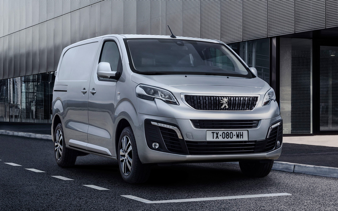 Peugeot Expert 1.6l Bluehdi 115 Compact S&s 1000 Professional