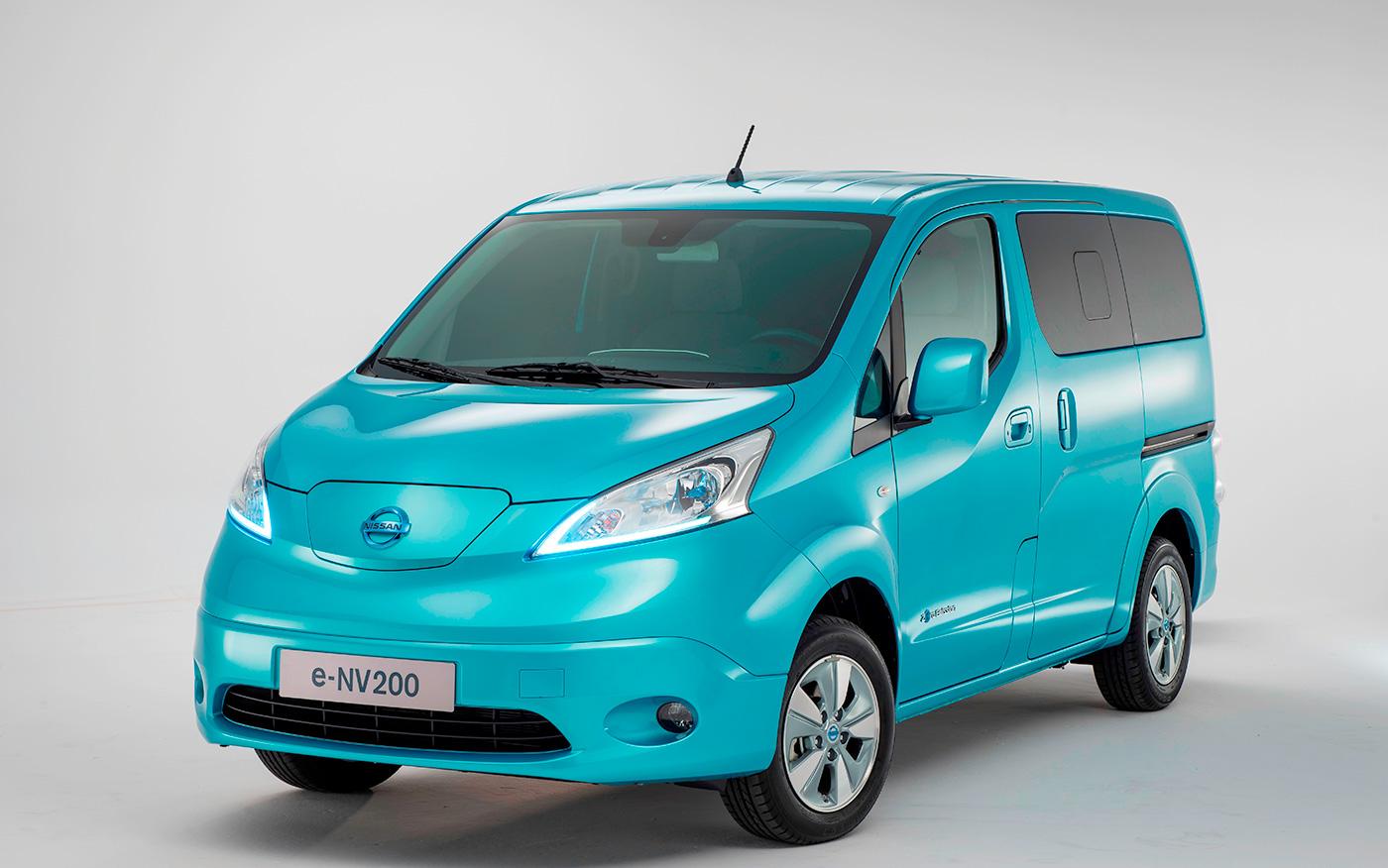 Nissan E-nv200 Electric 80kw Acenta Rapid Auto