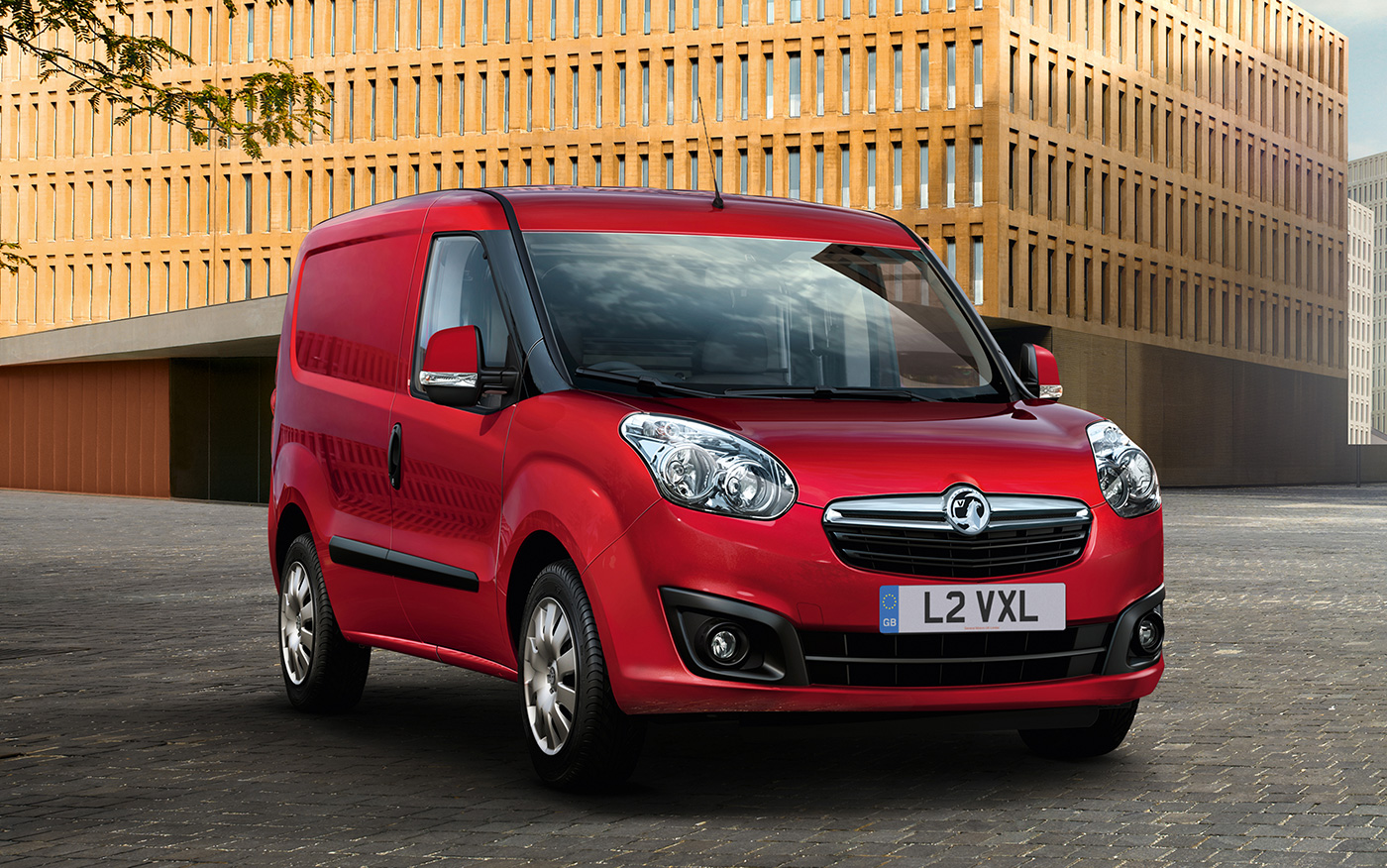 Vauxhall Combo 1.3 CDTi 2300 L2h1 Sportive 95ps Start/stop